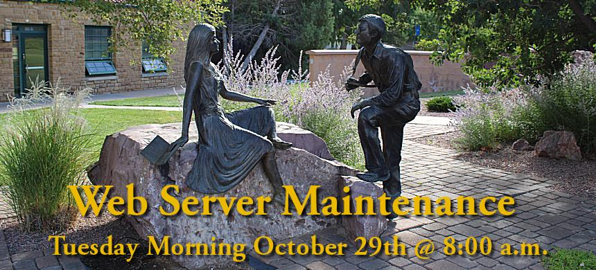 On Tuesday morning Oct. 29th from 8:00 a.m. – 12:00 p.m. the OJC Web Site will be down for maintenance. We will bring it back up as soon as the Web Server is migrated to CCCS.