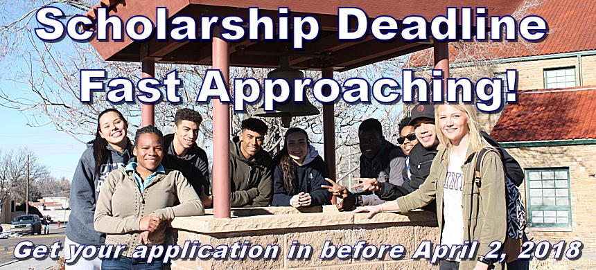 OJC offers numerous scholarships get your application in today.