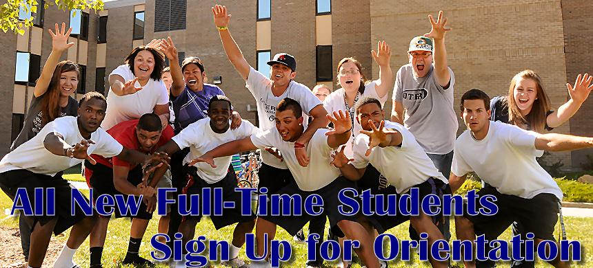 OJC Fall Semester Orientation is required for all new, full-time students. Register today for the orientation date you want. Three dates Available - June 28, July 31, and August 5.