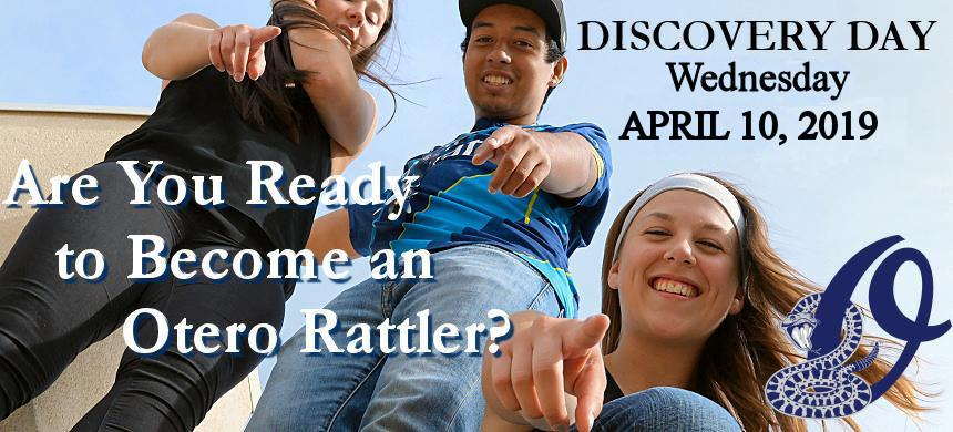 Become an OJC Rattler! As a prospective student, the best way to discover OJC is to attend one of our Discovery Day events. Tour the campus, find out about financial aid, personally meet with the faculty and staff and have your questions answered.