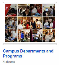 Departments and Programs Flickr Collection