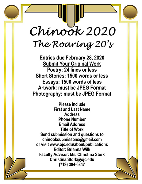 2020 Chinook Submission Poster