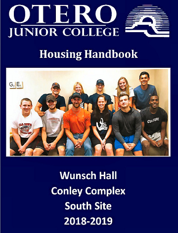 Click Here for OJC Housing Handbook