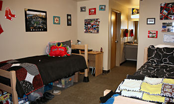 Conley Dorm Room