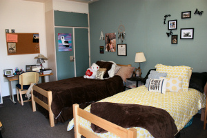 South Site Dorm Room